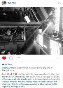 High-tech minimal maestro Boris Brejcha at Loft 38, Bangalore
